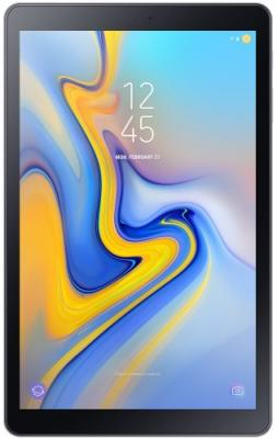 Планшет Samsung Galaxy Tab A SM-T595 10.5 32Gb Black Wi-Fi 3G Bluetooth LTE Android SM-T595NZKASER samsung galaxy s6 edge plus sm g928f 32gb lte black