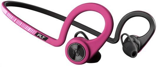 Наушники Plantronics BackBeat Fit 206003-05 розовый черный plantronics backbeat fit черный