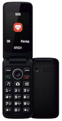 Мобильный телефон Inoi 247B черный мобильный телефон inoi 249s blue