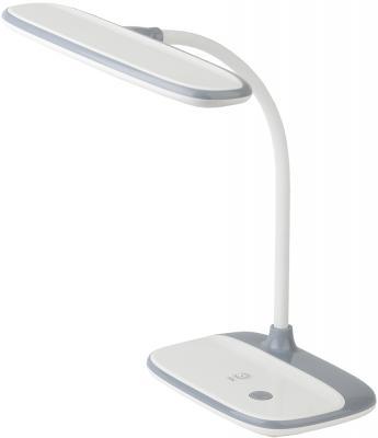ЭРА Б0028457 Настольный светодиодный светильник NLED-458-6W-W белый {диммер яркости, цвет. температура 3000/4500/6500К} эра б0028458 настольный светодиодный светильник nled 458 6w bk черный диммер яркости цвет температура 3000 4500 6500к