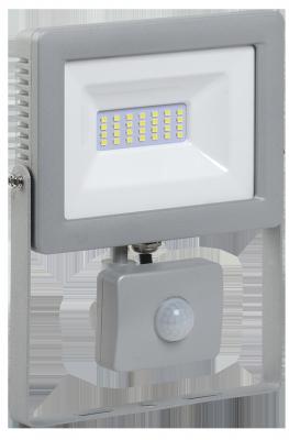Iek LPDO702-30-K03 Прожектор СДО 07-30Д светодиодный серый с ДД IP44 IEK