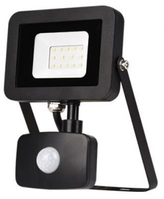 цена на ЭРА Б0029428 Прожектор светодиодный LPR-20-2700К-М-SEN SMD Eco Slim {20W, 2700К, с датчиком движения}
