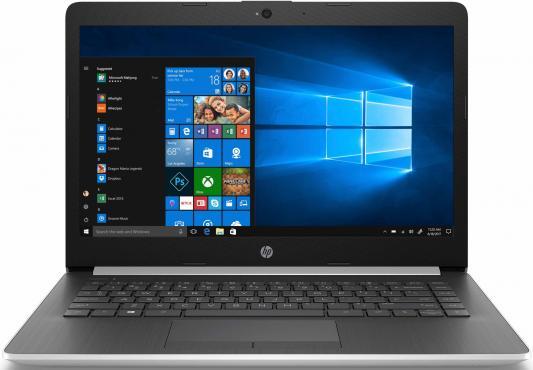 Ноутбук HP14 14-cm0016ur 14 1366x768, AMD Ryzen5-2500U 2.0GHz, 8Gb, 1Tb + SSD 128Gb, привода нет, Radeon Vega 8,WiFi, B ноутбук hp 14 cm0015ur amd ryzen 5 2500u 2000 mhz 14 0 1366x768 8192mb 128gb hdd dvd нет amd radeon vega 8 wifi windows 10 home