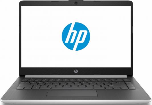 Ноутбук HP14 14-cf0002ur 14 1366x768, Intel Pentium N5000 2.7GHz, 4Gb, 500Gb, привода нет, WiFi, BT, Cam, Win10, серебр voyo vbook v3 pentium version wifi 4gb 128g orange