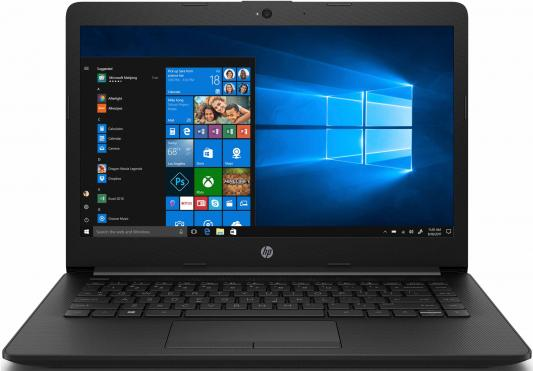 Ноутбук HP 14-ck0006ur (4GK26EA) ноутбук