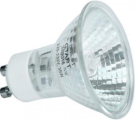 СТАРТ (4607175850780) Галогенная лампа. Теплый свет. Цоколь GU10. GU10 MR16 220V35W 10/200
