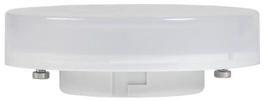 Лампа светодиодная таблетка IEK LLE-T80-8-230-30-GX53 GX53 8W 3000K