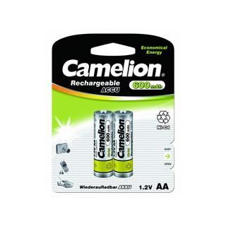 Аккумуляторы Camelion NC-AA600BP2 600 mAh AA 2 шт