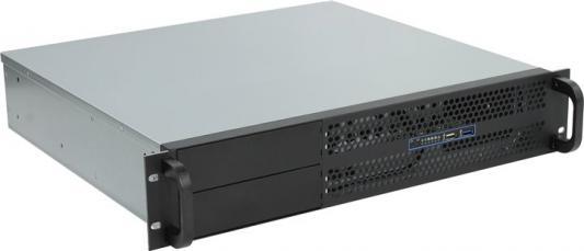 Серверный корпус 2U Procase EM205-B-0 Без БП чёрный