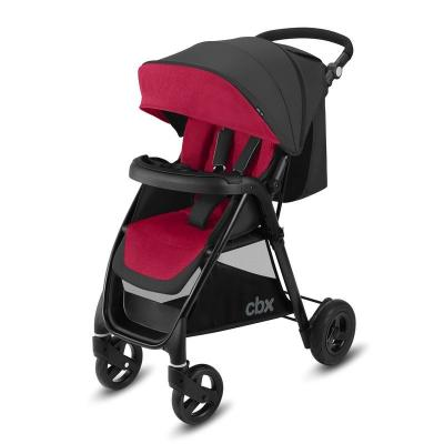 Купить Коляска прогулочная CBX by Cybex Misu Air (crunchy red), Прогулочные коляски