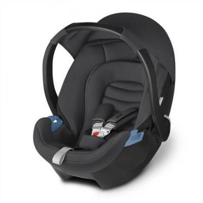 Автокресло CBX by Cybex Aton Basic (comfy grey) детское автокресло cybex aton basic purple rain