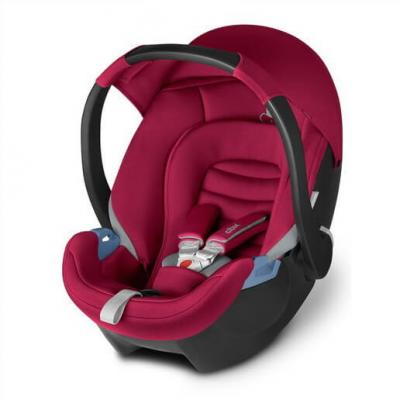 Автокресло CBX by Cybex Aton Basic (crunchy red) детское автокресло cybex aton basic purple rain