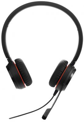 Jabra 4999-823-309 Гарнитура Jabra EVOLVE 20 SE, Stereo, MS(4999-823-309) jabra evolve 65 ms stereo