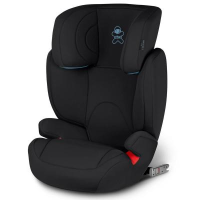 Автокресло CBX by Cybex Solution 2-Fix (cozy black) автокресло cybex free fix cobblestone