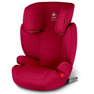 Автокресло CBX by Cybex Solution 2-Fix (crunchy red) cybex cybex автокресло группы 2 3 cbx free fix blue moon