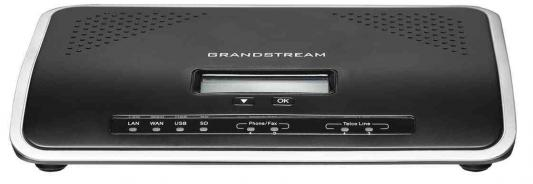 АТС IP Grandstream UCM6204 4xFXO 2xFXS NAT 2xGbLAN PoE+ неисправное оборудование холодильник lg gc b247jvuv