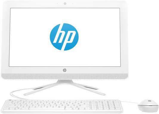 HP 20-c406ur AiO   19.5&quot,(1920x1080)/Intel Core i3 7130U(2.7Ghz)/8192Mb/1000Gb/DVDrw/Int:Intel HD Graphics 600/war 1y/Snow White/W10 + USB KBD, USB MOUSE