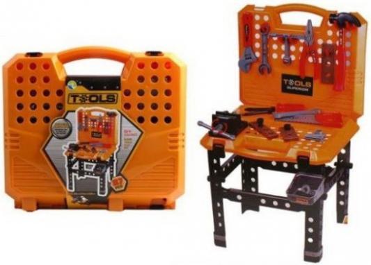 купить Игровой набор Наша Игрушка Чемодан-трансформер мастера 67 предметов недорого