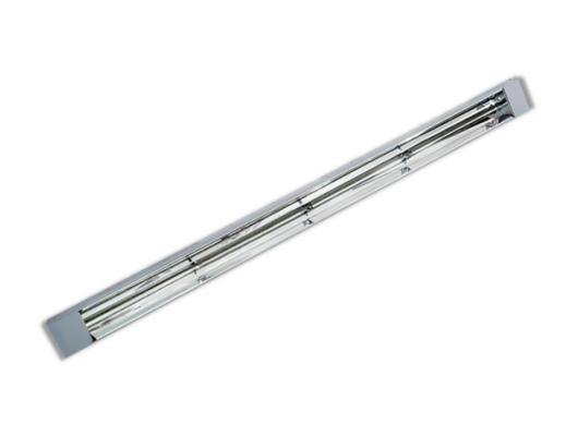 Инфракрасный обогреватель Ресанта ИКО-1500T 1500 Вт серый биокамин silver smith mini 3 premium 1500 вт серый