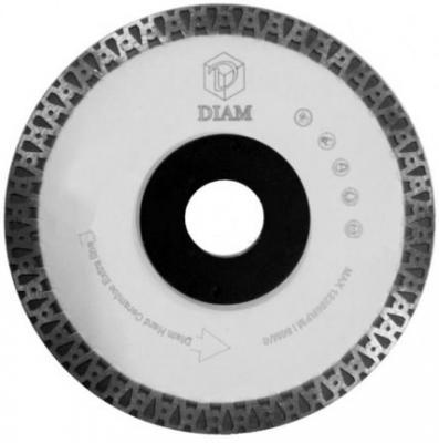 Круг алмазный DIAM Ф125x22мм Hard Ceramics Extra Line 1.2x10мм по граниту алмазный брусок extra fine 1200 mesh 9 micron dmt w6e