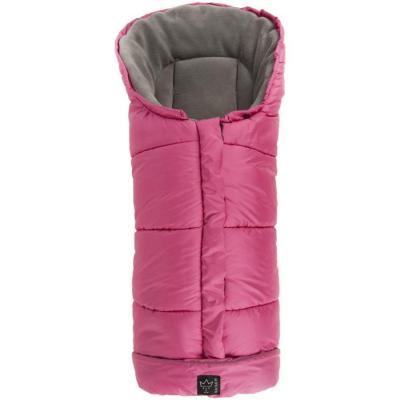 Конверт флисовый Kaiser Jooy Microfleece (pink/light grey) конверт флисовый kaiser jooy microfleece black light blue