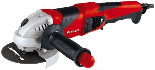 Углошлифовальная машина Einhell RT-AG 125/1 125 мм 1010 Вт шлифмашина угловая einhell rt ag 125 1