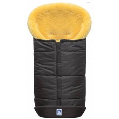 Конверт из овчины Heitmann Felle 975 Premium Lambskin Cosy Toes (серый меланж) зимний конверт altabebe lambskin bugaboo footmuff mt2280 lp black 65