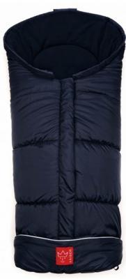 Купить Конверт флисовый Kaiser Iglu Thermo Fleece (navy), 100 х 45 см., унисекс, Конверты