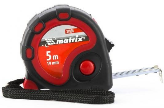 Рулетка Matrix 31034 5мx19мм рулетка matrix 31029