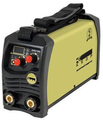 Аппарат инверторный КЕДР 8003478 ARC-180 220В, 10-180А инверторный аппарат brima arc 205 best 0010402