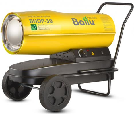Тепловая пушка BALLU BHDP-30 30000 Вт желтый тепловая дизельная пушка ballu bhdn 30