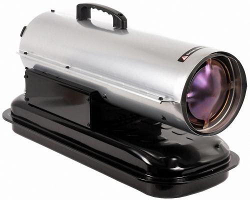 цена на Тепловая пушка Quattro Elementi QE-15D 15000 Вт Ручка для перемещения серебристый чёрный