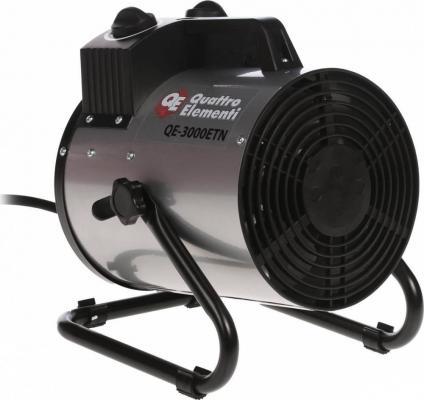 Тепловентилятор Quattro Elementi QE-3000 ETN 3000 Вт серый тепловентилятор aurora heat plus 3000
