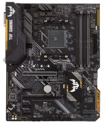 Материнская плата ASUS TUF B450-PLUS GAMING Socket AM4 AMD B450 4xDDR4 2xPCI-E 16x 3xPCI-E 1x 4 ATX Retail (90MB0YM0-M0EAY0)