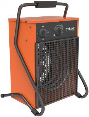 Тепловая пушка Timberk TIH Q2 9M 9000 Вт термостат вентилятор Регулировка температуры Ручка для перемещения оранжевый тепловая пушка timberk tih q2 9m