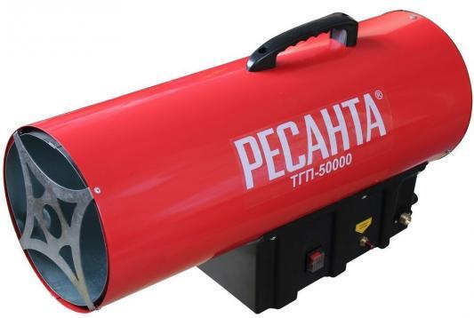 Тепловая пушка Ресанта ТГП-50000 5000 Вт красный тепловая пушка газовая ресанта тгп 50000 52квт красный