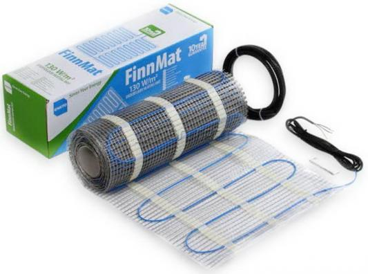 Теплый пол ENSTO FinnMat EFHFM130.05 нагревательный мат 4мм 65Вт 0.5м2 гарантия 10лет теплый пол нагревательный мат rexant extra площадь 7 0 м2 0 5 х 14 0 метров 1120вт двух жильный