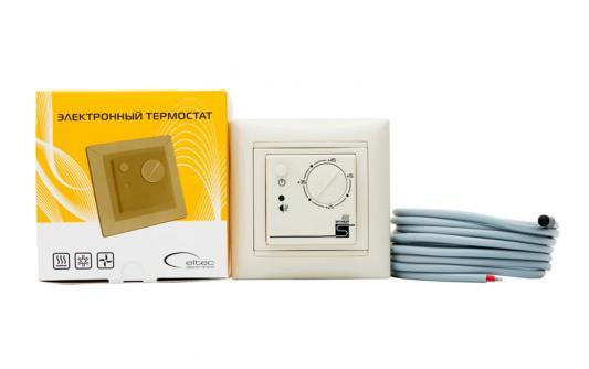 Терморегулятор SPYHEAT ETL- 308В беж. бежевый +15до+45С цены