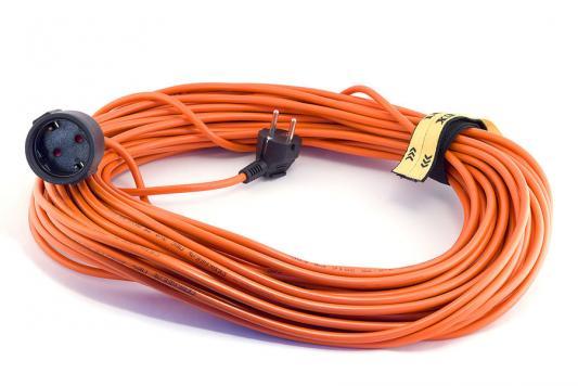 Удлинитель Lux УС1-Е-30 30 м 1 розетка удлинитель power cube pc lg1 b 30 1 розетка 30 м оранжевый