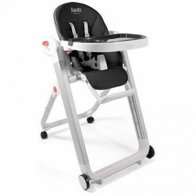 Стульчик для кормления Nuovita Futuro Bianco (nero) стульчик для кормления nuovita futuro bianco magenta пурпурный