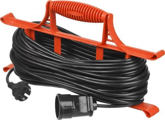 Удлинитель Stayer 55018-50 1 розетка 50 м удлинитель stayer 20м на рамке 55018 20