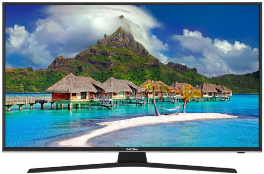 Телевизор GOLDSTAR LT-55T600F черный цены