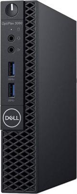 Компьютер DELL Optiplex 3060-7601 Intel Core i5 8500T 8 Гб SSD 256 Гб Intel UHD Graphics 630 Linux системный блок dell optiplex 3050 sff i3 6100 3 7ghz 4gb 500gb hd620 dvd rw linux клавиатура мышь черный 3050 0405