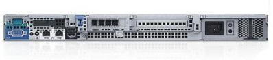 PowerEdge R230 E3-1220v6 (3.0GHz, 4C), 8GB (1x8GB) UDIMM, (1)*1TB SATA 7.2k (up to 4x3.5), PERC H330, DVD+/-RW, Broadcom 5720 DP 1Gb LOM, iDRAC8 Express, PSU 250W, Bezel, Static Rails, 3Y Basic NBD