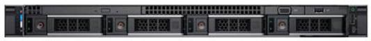 PowerEdge R440 (1)*Silver 4110 (2.1GHz, 8C), 16GB (1x16GB) RDIMM, No HDD (up to 8x2.5), PERC H730P+/2GB int, Riser 1FH, DVD-RW, Integrated DP 1Gb LOM, iDRAC9 Enterprise, PSU (1)*550W, Bezel, ReadyRails, 3Y Basic NBD