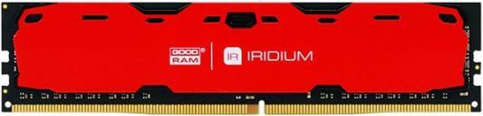 Модуль памяти DDR4 Goodram IRDM 8GB 2400MHz CL15 SR [IR-2400D464L15S/8G] with radiators модуль памяти ddr4 goodram irdm 8gb 2400mhz cl15 sr [ir 2400d464l15s 8g] with radiators