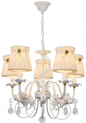 Люстра ANGELLA E14X5X40W ANTIQUE WHITE 1277/5 280lm 5 mode white light led headlamp