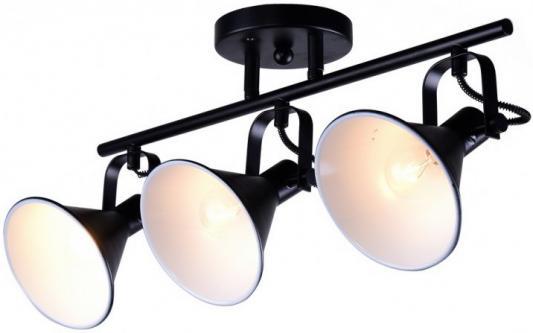 Спот GASTON E14X3X60W BLACK/WHITE 1379/3A jd 1401 6 led white light daytime running light for car black