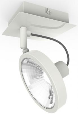 Спот GOSS G9X1X40W WHITE 1221/1A 10w 9 led 800 lumen white light strip 12v 1a