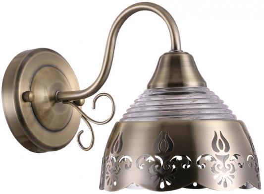 Светильник настенный MINA E27X1X60W BRONZE 1150/1W подвес oaky e27x1x60w bronze 1100 1p